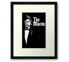 The Marko Framed Print