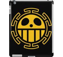 Trafalgar Law Heart Pirates Logo iPad Case/Skin