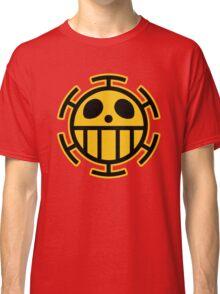 Trafalgar Law Heart Pirates Logo Classic T-Shirt