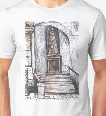 Paracelsus' Tomb Unisex T-Shirt