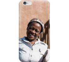 Face of Namibia iPhone Case/Skin
