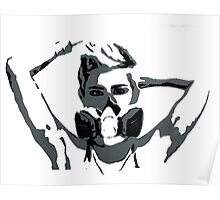 Gas Miley  Poster
