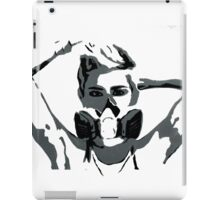 Gas Miley  iPad Case/Skin