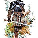 Brienne of Tarth by MatiasBergara