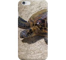 Playful Honu iPhone Case/Skin