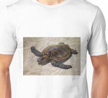 Playful Honu Unisex T-Shirt