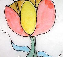 Floating Flowers by Doodlebug