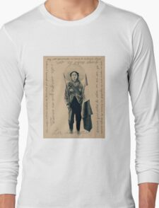 La Sangre Long Sleeve T-Shirt