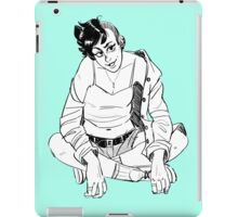 Sly Look iPad Case/Skin