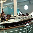 Disney Wonder Cruise Ship   by terrebo