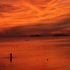 Sunset Koh Pha Gnan by keystime42