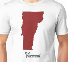 Vermont - States of the Union Unisex T-Shirt