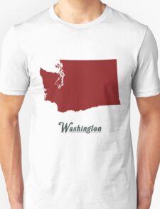 Washington - States of the Union Unisex T-Shirt