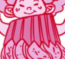 Cupcake Girl: Pink Sticker