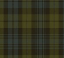 00014 Campbell Clan Tartan  by Detnecs2013