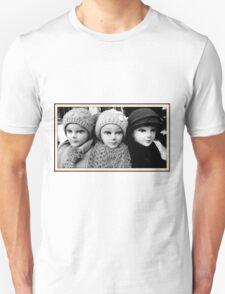 Three Heads T-Shirt