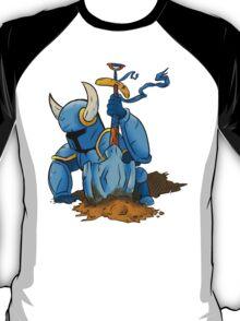 Shovel Knight: Cut-Out T-Shirt