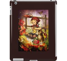 THE VIEW FROM MOTHER'S WINDOW iPad Case/Skin
