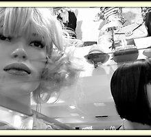 Two Plastic Heads  by danielgomez