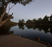 Swan River at Sunrise by Daniel Crampton