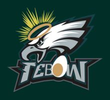 TEBOW EAGLE by chwbcc