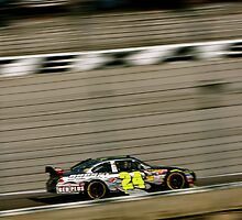 Jeff Gordon - 2009 Samsung 500 by Jeff Blanchard