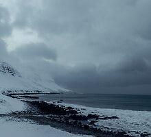 Sugandafjordur, Sudureyri, Westfjords, Iceland by Mike Kunes