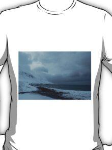Sugandafjordur, Sudureyri, Westfjords, Iceland T-Shirt