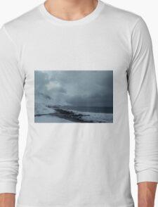 Sugandafjordur, Sudureyri, Westfjords, Iceland Long Sleeve T-Shirt