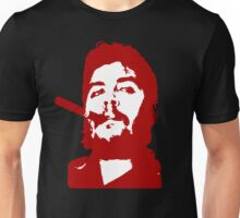 Che Guevara Cigar On Unisex T-Shirt