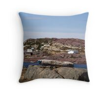Tickle Cove Throw Pillow
