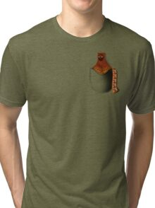 Journey: Travel Size Traveler Tri-blend T-Shirt