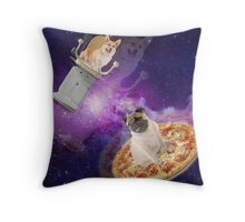 The Internet Made Me Do It Throw Pillow