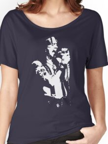 stencil Axel Rose Women's Relaxed Fit T-Shirt