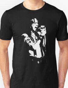stencil Axel Rose Unisex T-Shirt