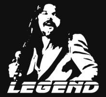 stencil Bob Seger Legend Kids Tee