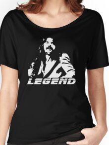 stencil Bob Seger Legend Women's Relaxed Fit T-Shirt