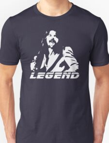 stencil Bob Seger Legend T-Shirt
