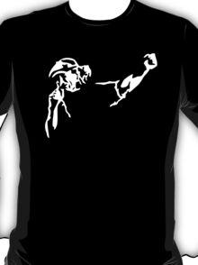 stencil Brian Johnson T-Shirt