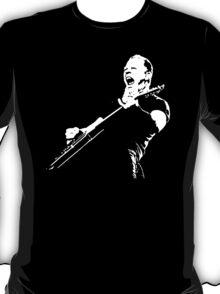 stencil James Hetfield T-Shirt