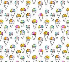 Sno-Cone Summer! by kristinnohe