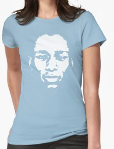 stencil Mos Def Yasiin Bey Womens Fitted T-Shirt