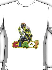 rossi ciao finger T-Shirt
