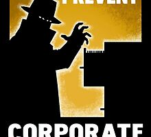 Only You Can Prevent Corporate Espionage by Bauzmann