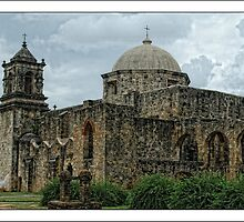 Mission San Jose by Colleen Drew