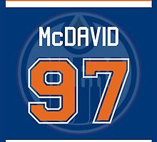 Oilers Connor McDavid - Maybe by RoufXis