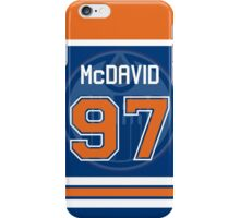 Oilers Connor McDavid - Maybe iPhone Case/Skin