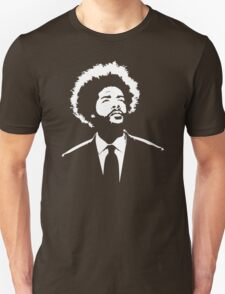 stencil Questlove The Roots T-Shirt
