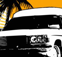 Surfin' 70s Sticker