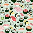 Sushi Forever! by kristinnohe